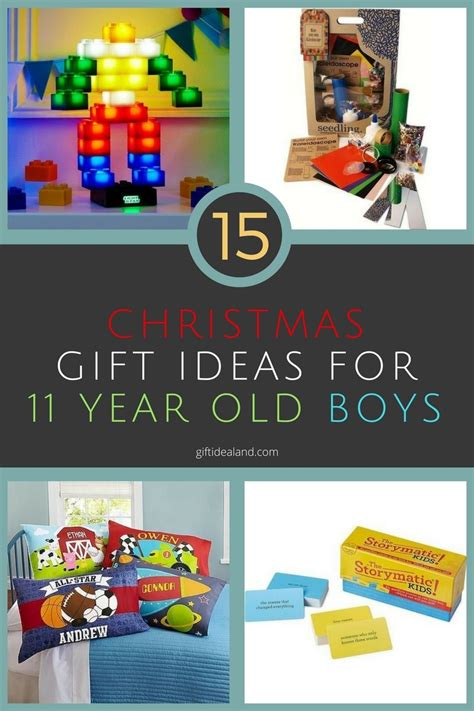 coolchristmas ideas boys 12 15 unique gift ideas for 11 year boy