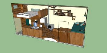 sketchup tiny house plans arts