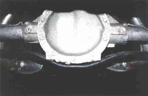 how to determine your rear end type gbodyforum 78 88