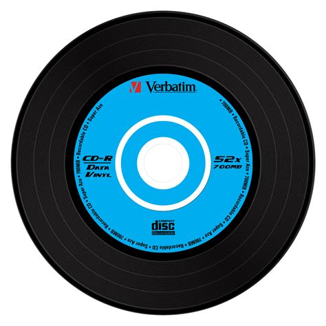 verbatim printable vinyl cd verbatim azo cd r data 700mb vinyl 43426 eet europarts uk