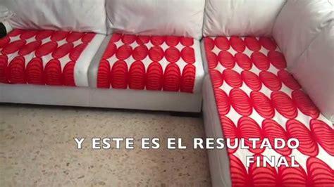 fundas para sofas funda para un sofa chaise longue youtube
