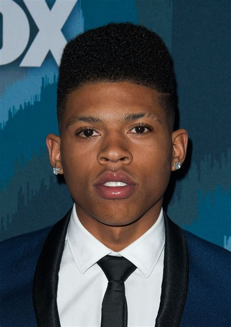 hakeem from empire hair how old is hakeem from empire in real life bryshere