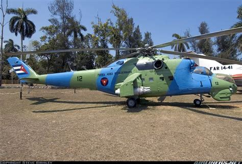 air b b cuba mil mi 25 cuba air force aristoteles 11 pinterest
