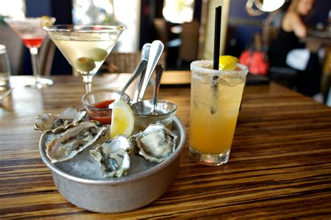 martini oyster latest gastronomic adventures it s just justinit s just