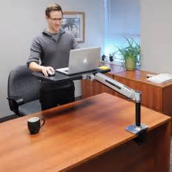 Sit To Stand Desk Reviews by Desktop Riser And Sit Stand Workstations For Laptops Reviews