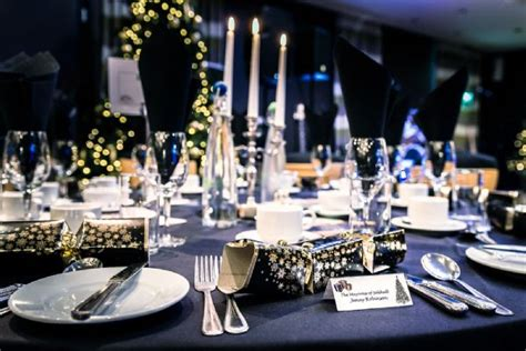 holiday inn birmingham airport christmas party venue in