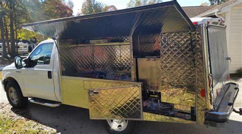 coffee lunch catering truck for sale ford f350