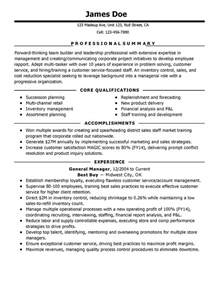 Inventory Administrator Sle Resume by Professional Retail Inventory Manager Templates To Showcase Your Talent Myperfectresume