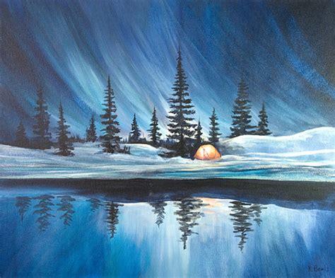 American Spirit Lights Aurora Borealis Southwestdesertlover