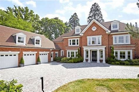 seven bedroom house dream home seven bedrooms and a guest house in ascot new