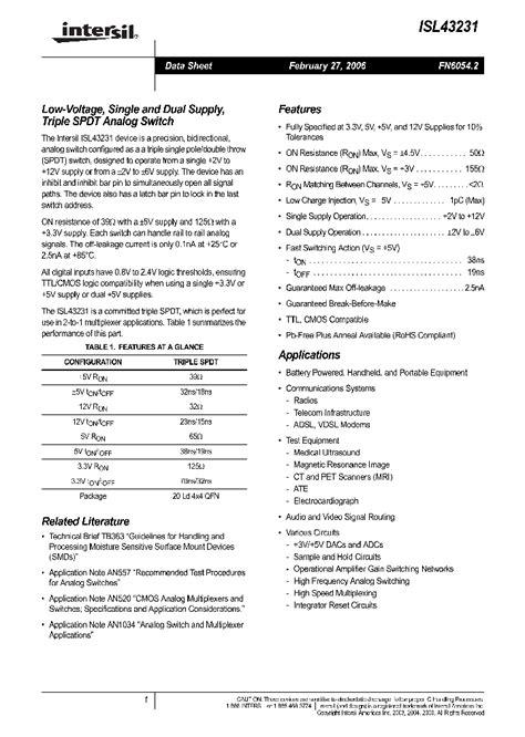 Ic M51521 isl4323106 719665 pdf datasheet ic on line