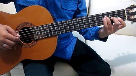 belajar kunci gitar istana bintang belajar kunci gitar hello diantara bintang petikan youtube