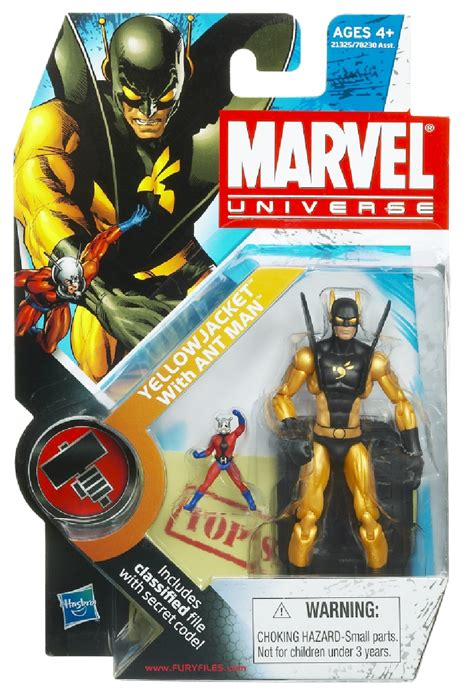 Lego Marvel Comics Yellow Jacket Ant Series Bootleg hasbro official carded and marvel universe figure images youbentmywookie