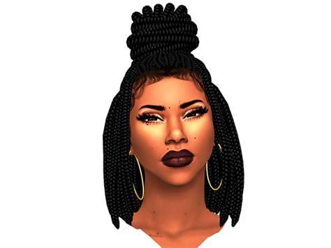 sims 3 african american hair do anais hair the sims 4 download simsdom polski