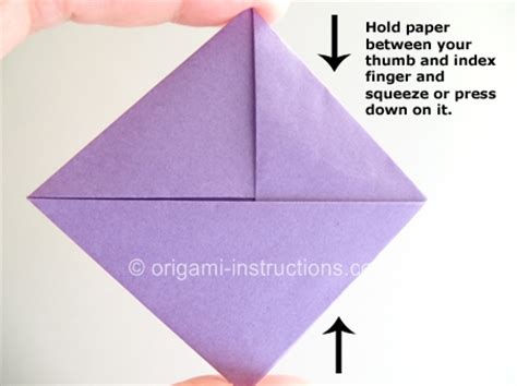 3d Origami Pieces Size - origami corrie hexahedron folding