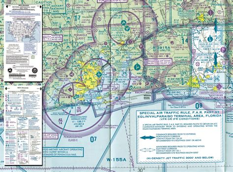 Vfr Sectional Chart by Navigation Aeronautical Charts Learn To Fly