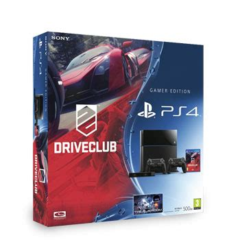 Sony Ps4 Driveclub Reg 1 Us ps4 500gb mega pack with driveclub 2x
