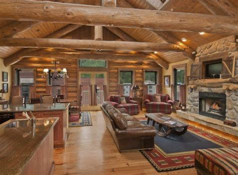 Ranch Style Home Floor Plans by Telluride Luxury Log Cabin Ski Condo In Colorado