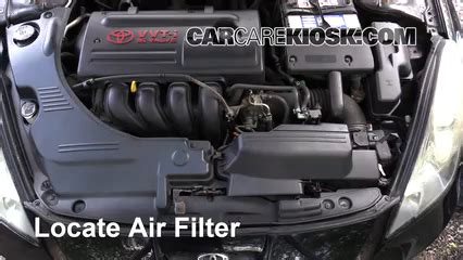 how cars engines work 2000 toyota celica auto manual air filter how to 2000 2005 toyota celica 2001 toyota celica gt 1 8l 4 cyl