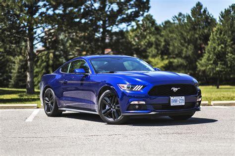 Ford Mustang 2015 Ecoboost by 2015 Ford Mustang Ecoboost Autos Ca