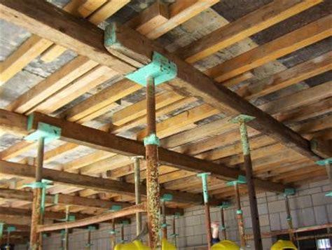 Pier And Beam Floor Plans by Concrete Formwork Removal Time Specifications And