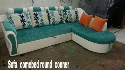 sofa cum bed in pune round corner sofa cum bed with storage at rs 33000 piece