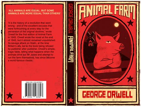 biography of george orwell author of animal farm may 2015 life in the realm of fantasy
