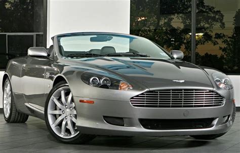 old car manuals online 2006 aston martin db9 volante on board diagnostic system 2006 aston martin db9 user reviews cargurus