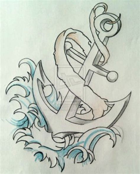 classic anchor tattoo designs 56 traditional anchor tattoos