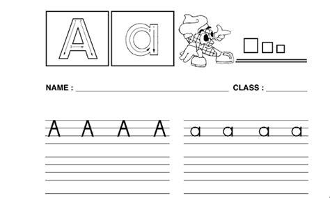 Belajar Menulis Dengan Metode Gsuka Usia 4 7 Tahun lembar kerja belajar menulis untuk anak usia dini belajar membaca menulis