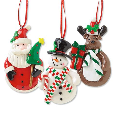christmas character ornament current catalog