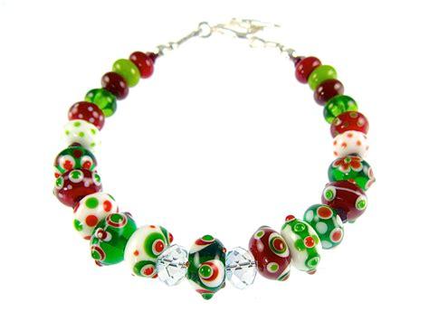 glass beaded bracelets bracelet glass bead bracelet colorful lwork
