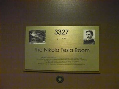 New Yorker Hotel Tesla Room Tesla Room Picture Of The New Yorker A Wyndham Hotel
