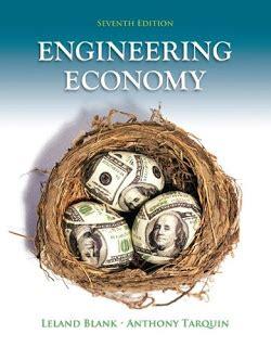 Economics Engineering 6 engineering economy 7th edition leland blank pdf