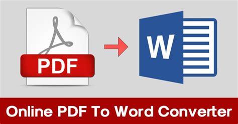 best pdf to word converter top 10 best pdf to word converter 2019