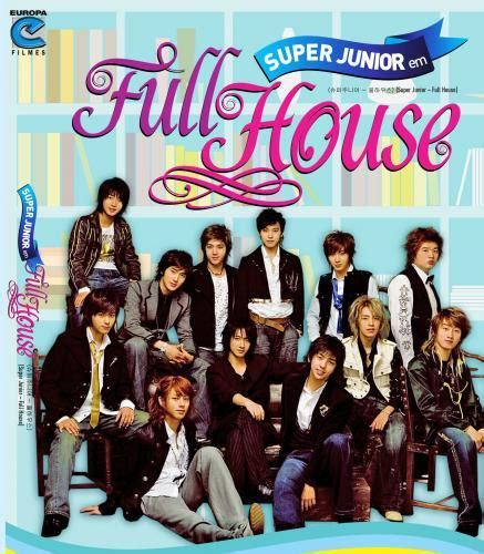 when did full house air super junior full house next episode air date countdo