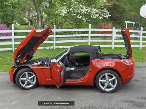 motor repair manual 2007 saturn sky parental controls 2007 saturn sky base convertible cousin to the pontiac solstice