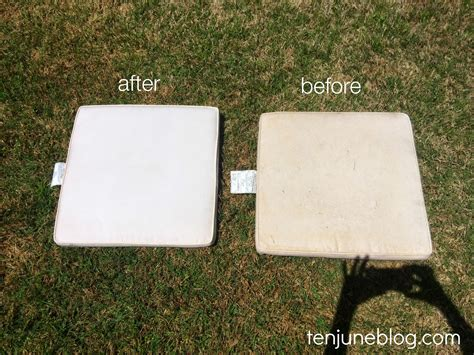 How To Clean Outdoor Pillows by Ten June How To Clean Outdoor Patio Cushions