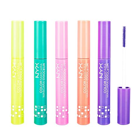 Nyx 3d Tint Cosmetics the 10 best drugstore mascaras 10 stylecaster