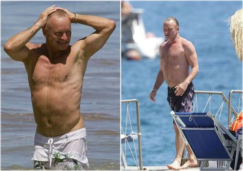 Sting Keeps The Going by Sting S Height Weight What Are His Tips Of The Shape Of