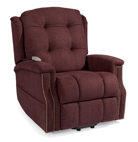 Lift Recliner Chairs by Flexsteel Latitudes Lift Chairs Three Way Power