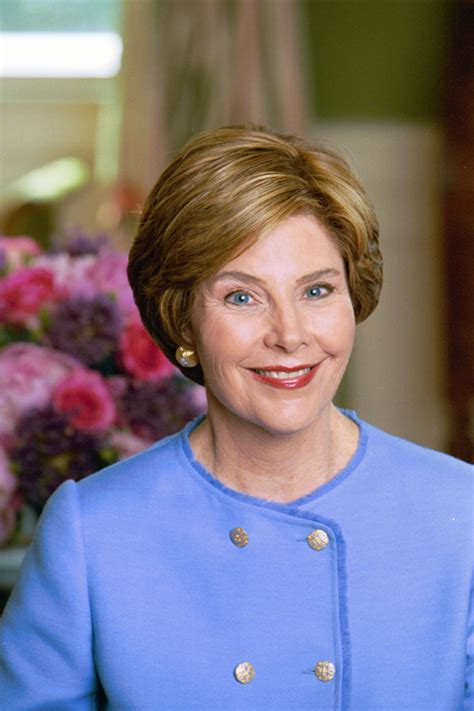 laura bush from the white house photo archive the george w bush