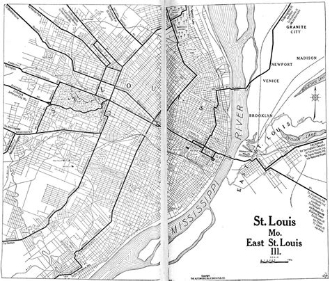 st louis missouri map usa nationmaster maps of united states 1212 in total