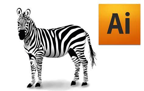 adobe illustrator zebra pattern how to draw a zebra in adobe illustrator digital vector