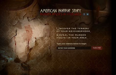 american horror story murder house address explore the american horror story murder house app screen invasionscreen invasion