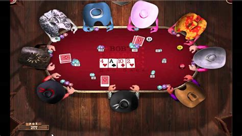 governor  poker game   games   playtrygameblogspotcom youtube