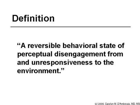 Sleeper Definition by Ppm 100 Human Growth And Development 2006 Tufts Opencourseware