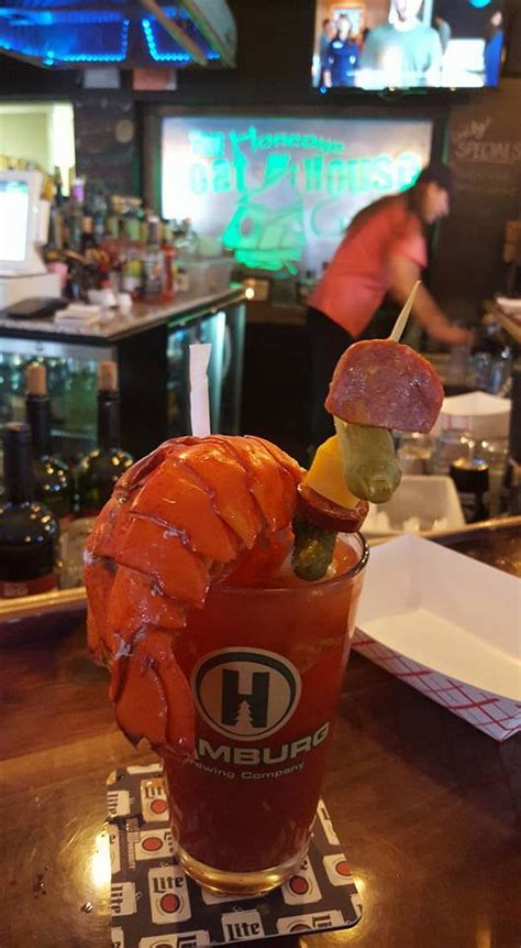 honeoye boat house bloody mary lobster bloody mary the honeoye boat house grille llc