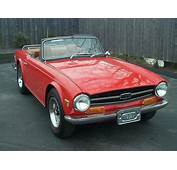 1969 Triumph TR6 Values  Hagerty Valuation Tool&174