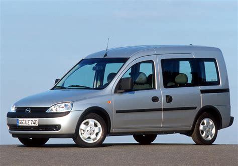 opel minivan 2009 opel combo conceptcarz com